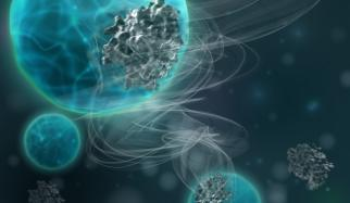 MIT engineers have designed nanoparticle sensors that can diagnose lung diseases