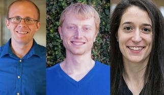 Three MIT faculty members have been chosen to receive the New Innovators Award from the National Institutes of Health (NIH) as part of its High-Risk, High-Reward Research program.
